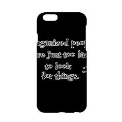 Lazy Apple iPhone 6/6S Hardshell Case