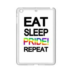 Eat sleep pride repeat iPad Mini 2 Enamel Coated Cases