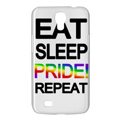 Eat sleep pride repeat Samsung Galaxy Mega 6.3  I9200 Hardshell Case