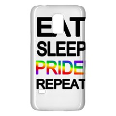 Eat sleep pride repeat Galaxy S5 Mini