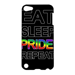 Eat sleep pride repeat Apple iPod Touch 5 Hardshell Case