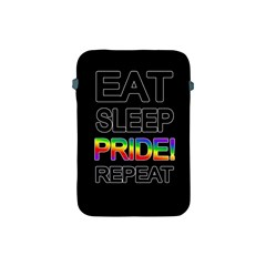 Eat sleep pride repeat Apple iPad Mini Protective Soft Cases