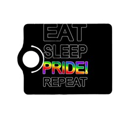 Eat sleep pride repeat Kindle Fire HD (2013) Flip 360 Case