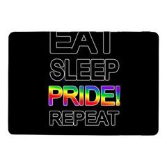 Eat sleep pride repeat Samsung Galaxy Tab Pro 10.1  Flip Case