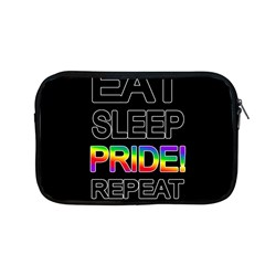 Eat sleep pride repeat Apple MacBook Pro 13  Zipper Case