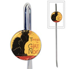 Black cat Book Mark