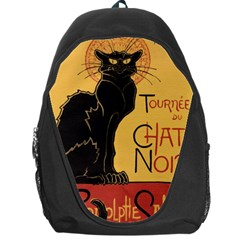 Black cat Backpack Bag