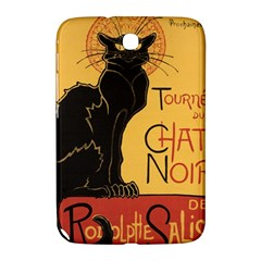 Black cat Samsung Galaxy Note 8.0 N5100 Hardshell Case