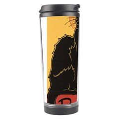 Black cat Travel Tumbler