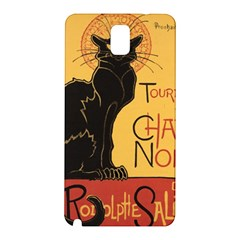 Black cat Samsung Galaxy Note 3 N9005 Hardshell Back Case