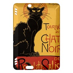 Black cat Kindle Fire HDX Hardshell Case