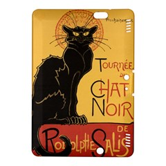 Black cat Kindle Fire HDX 8.9  Hardshell Case