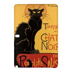 Black cat Samsung Galaxy Tab Pro 10.1 Hardshell Case