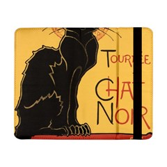 Black cat Samsung Galaxy Tab Pro 8.4  Flip Case