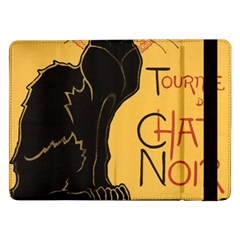 Black cat Samsung Galaxy Tab Pro 12.2  Flip Case