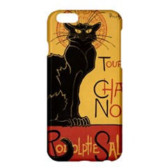 Black cat Apple iPhone 6 Plus/6S Plus Hardshell Case
