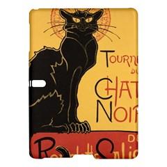 Black cat Samsung Galaxy Tab S (10.5 ) Hardshell Case