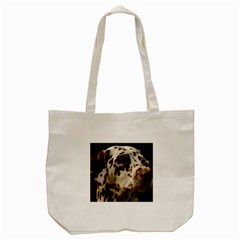 Dalmatian Liver Tote Bag (Cream)