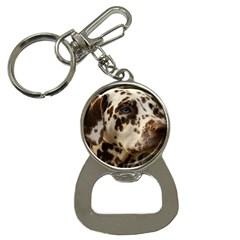 Dalmatian Liver Button Necklaces