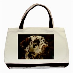 Dalmatian Liver Basic Tote Bag (Two Sides)