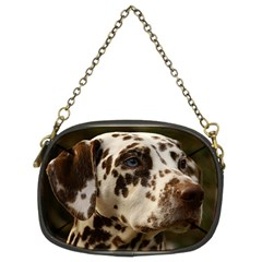 Dalmatian Liver Chain Purses (Two Sides)