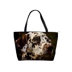 Dalmatian Liver Shoulder Handbags