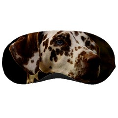 Dalmatian Liver Sleeping Masks