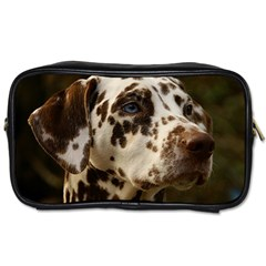Dalmatian Liver Toiletries Bags