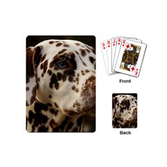 Dalmatian Liver Playing Cards (Mini)