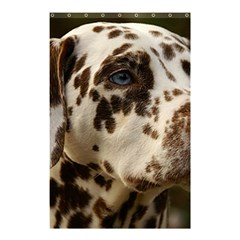 Dalmatian Liver Shower Curtain 48  x 72  (Small)