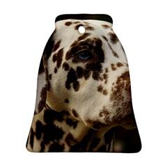 Dalmatian Liver Ornament (Bell)