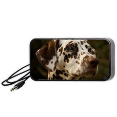 Dalmatian Liver Portable Speaker (Black)