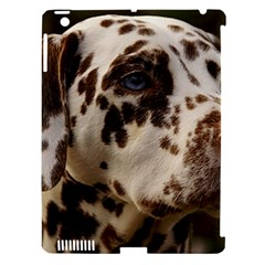 Dalmatian Liver Apple iPad 3/4 Hardshell Case (Compatible with Smart Cover)
