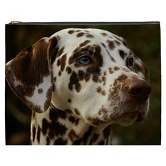 Dalmatian Liver Cosmetic Bag (XXXL)