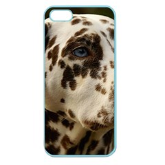 Dalmatian Liver Apple Seamless iPhone 5 Case (Color)