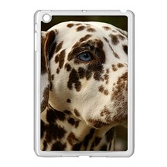 Dalmatian Liver Apple iPad Mini Case (White)