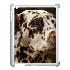 Dalmatian Liver Apple iPad 3/4 Case (White)