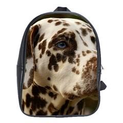 Dalmatian Liver School Bags (XL)