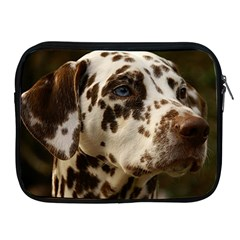 Dalmatian Liver Apple iPad 2/3/4 Zipper Cases
