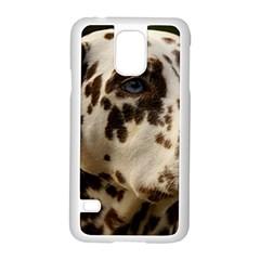 Dalmatian Liver Samsung Galaxy S5 Case (White)