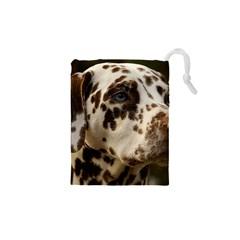 Dalmatian Liver Drawstring Pouches (XS)