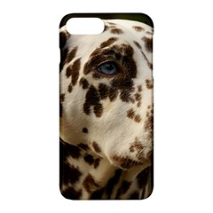 Dalmatian Liver Apple iPhone 7 Plus Hardshell Case