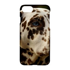 Dalmatian Liver Apple iPhone 7 Hardshell Case