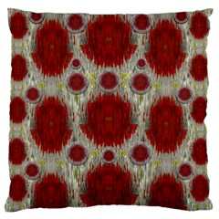 Paint On Water Falls,in Peace And Calm Standard Flano Cushion Case (one Side)