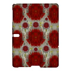 Paint On Water Falls,in Peace And Calm Samsung Galaxy Tab S (10.5 ) Hardshell Case