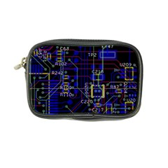Technology Circuit Board Layout Coin Purse