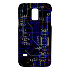 Technology Circuit Board Layout Galaxy S5 Mini