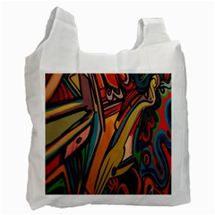 Vivid Colours Recycle Bag (Two Side)