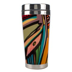 Vivid Colours Stainless Steel Travel Tumblers