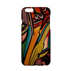 Vivid Colours Apple iPhone 6/6S Hardshell Case